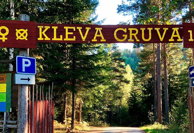 Welcome to Kleva Gruva
