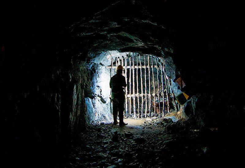 The Dark Passageway